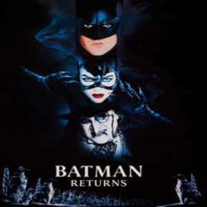 Batman Vuelve (Regresa) de Tim Burton [1992]