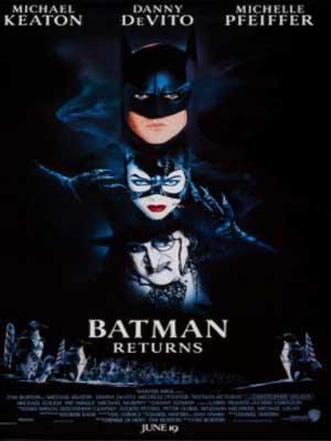 Batman Vuelve de Tim Burton