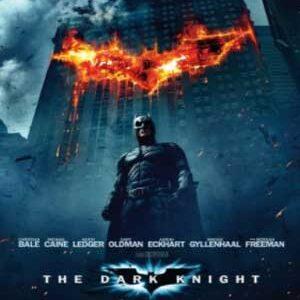 Batman: El Caballero de la Noche de Christopher Nolan [2008]