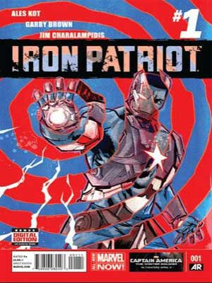 Iron Patriot Vol. I [5 de 5] [En Español] [Mediafire]