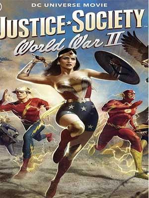 Sociedad de la Justicia: Segunda Guerra Mundial (Justice Society World War II)