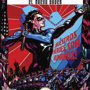 Nightwing: El Nuevo Orden [The New Order]