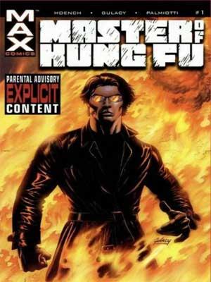 Shang-Chi: Maestro del Kung Fu (3 de 3) [Marvel Max]