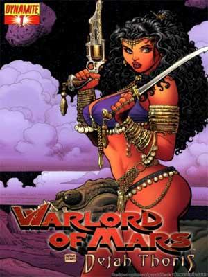Warlord of Mars – Dejah Thoris [37 de 37]