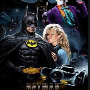 Batman 1989 de Tim Burton [Película Completa]