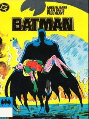 Batman de Alan Davis y Mike W. Barr [COMPLETO]