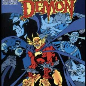 Read more about the article Demon [Etrigan] de Garth Ennis [Vol I, II, III]