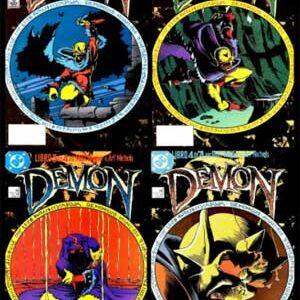 Demon [Etrigan] de Matt Wagner Vol. II [4 de 4]