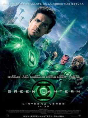 GREEN LANTERN (LINTERNA VERDE) [2011] [MEGA]