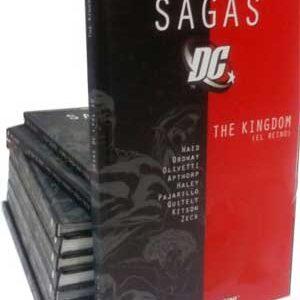 Sagas DC Vol. 1–10 (10/10) Planeta DeAgostini