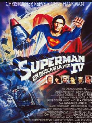 Superman IV: En Busca de la Paz de Sidney J. Furie [1987]