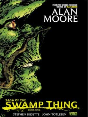 Saga de Swamp Thing de Alan Moore