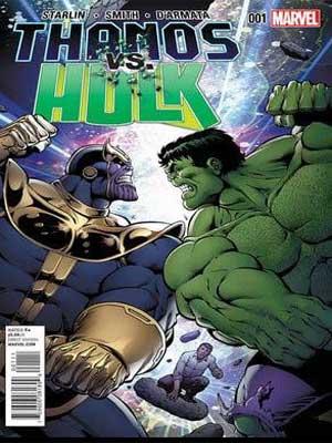 Thanos vs Hulk (2014) [4 de 4] [En español]