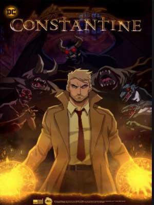 Constantine City of Demons Temporada 1 (Ciudad de Demonios)
