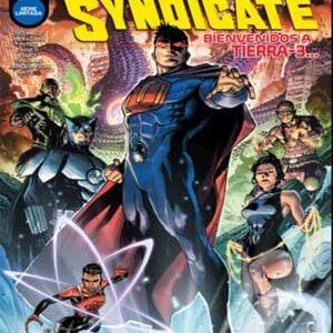 Crime Syndicate [Sindicato del Crimen] [4 de 4] [En Publicación]