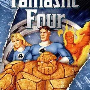 Cuatro Fantásticos: Serie Animada (1994) [Español Latino]