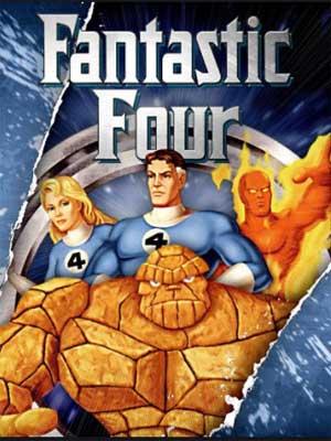 Cuatro Fantásticos: Serie Animada 1994