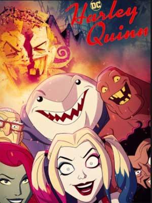 Harley Quinn Serie Animada [Temporada 1y 2] [Sub Español]