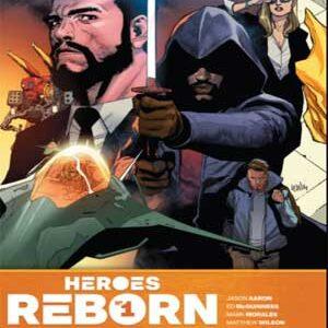 Heroes Reborn Volumen II [Evento Principal + tie-ins] (2021)