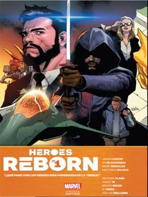 Read more about the article Heroes Reborn Volumen II [Evento Principal + tie-ins] (2021)