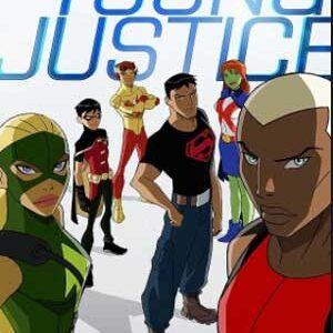 Justicia Joven (Young Justice) Temporada 1, 2 y 3 [Español Latino]