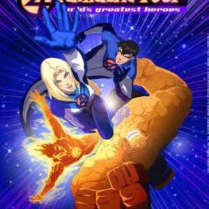 Los Cuatro Fantásticos: Los Héroes más Grandes del Mundo (2006) [Español Latino]