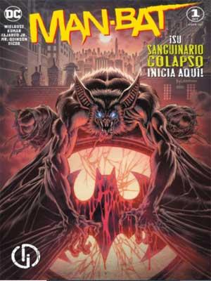 Man-Bat [5 de 5] [2021] [En Español]