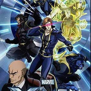 Anime X-Men Completa (2011) [Español Latino]