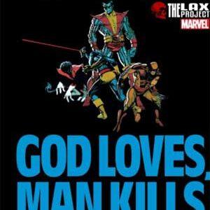 X-Men: Dios ama, el hombre mata [God Loves, Man Kills] [Novela gráfica]