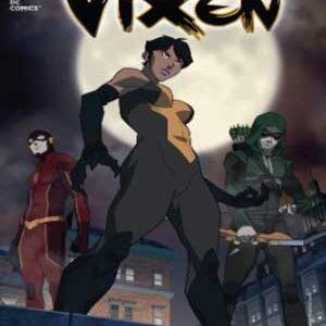 Vixen Temporada 1 y 2 [Serie Web Animada] [Español Latino]
