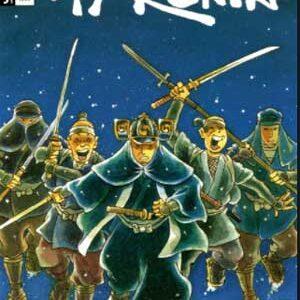 47 Ronin de Mike Richardson y Stan Sakai [5 de 5]