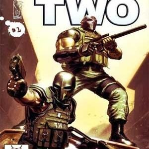 Army of Two #1-6 [2010]