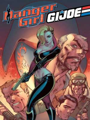 Danger Girl / G.I. Joe [5 de 5] [En Español]