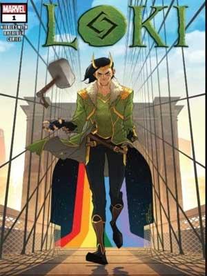 Read more about the article Loki: El dios que cayó a la Tierra [Loki Volumen III]