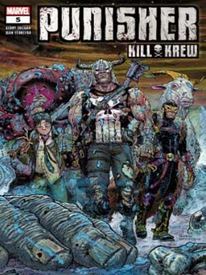 Punisher Kill Krew [5 de 5] [En Español]