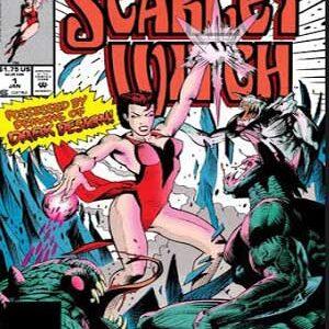 Scarlet Witch [Bruja Escarlata] Volumen I [4 de 4] [En Español]