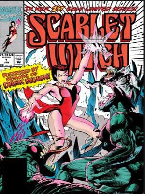 Scarlet Witch Volumen I