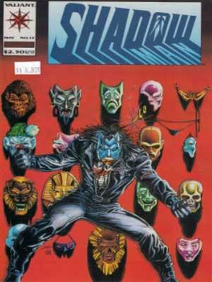 Shadowman Volumen I