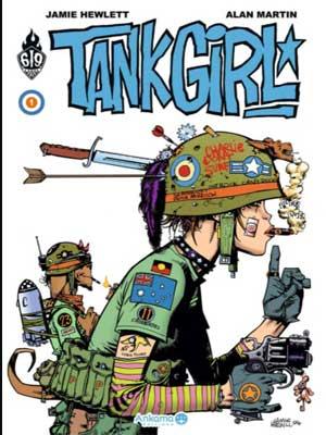 Tank Girl Volumen I y II [En Español]