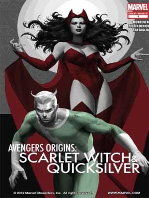 Read more about the article Vengadores: Orígenes (Avengers: Origins] [Recopilación] [5 de 5]
