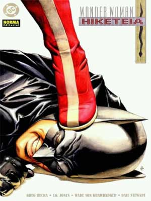Wonder Woman: Hiketeia [En Español]