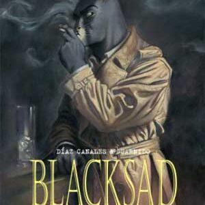 Blacksad [Volumen I, II, III, IV, V + Especiales y cuentos cortos]