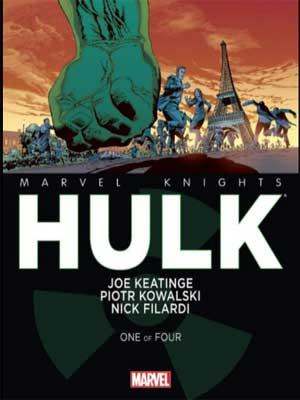 Read more about the article Marvel Knights Hulk: Transforme [4 de 4] [En Español]