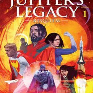 Jupiter's Legacy Requiem [Legado de Júpiter: Requiem] [2 de 12]