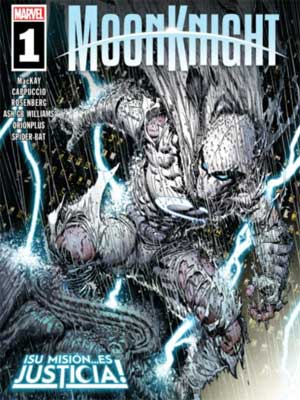 Read more about the article Moon Knight Volumen 9 (Caballero Luna) [3 de ?] [En Publicación]