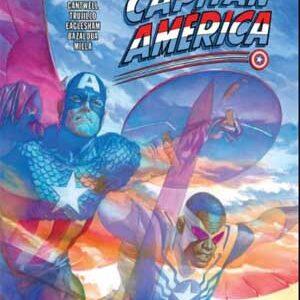 The United States Of Captain America (Los Estados Unidos del Capitán América) [1 de 3] [En Publicación]