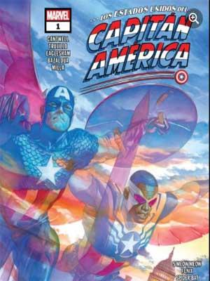 Los Estados Unidos del Capitán América