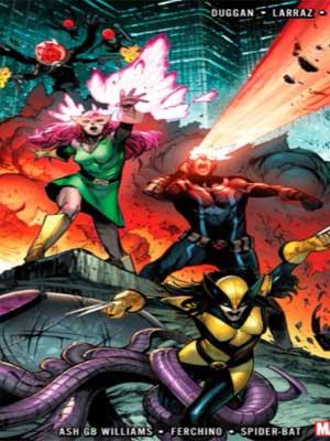 Read more about the article X-Men Volumen VI (2 de ??) [En Publicación]