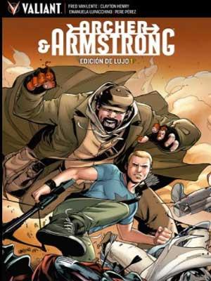 Archer y Armstrong Volumen II
