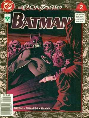 Batman: Contagio [11 de 11]